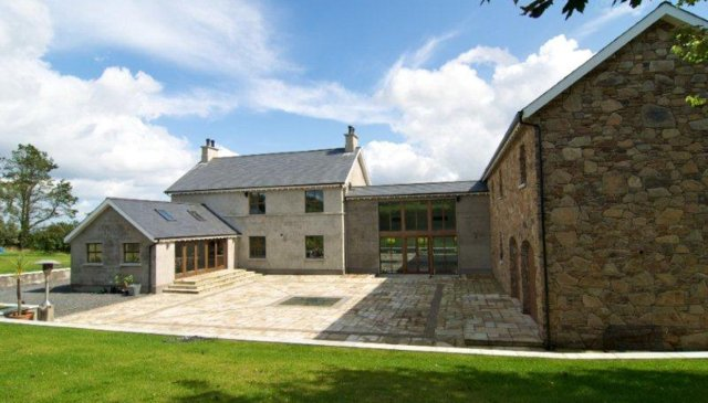 Stunning architect designed detached house