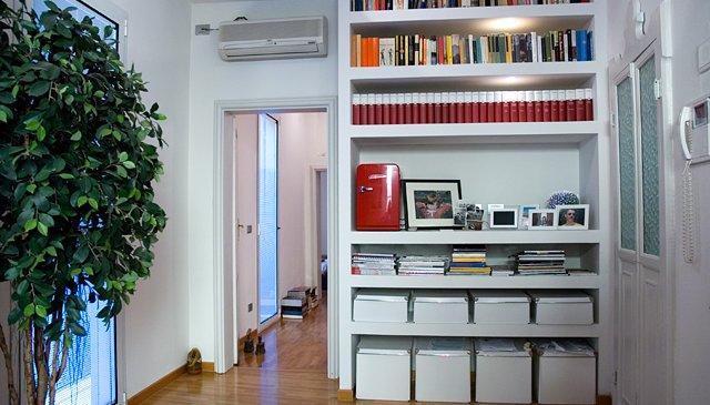 2150 sqft Design Apartment in the Heart of Bologna