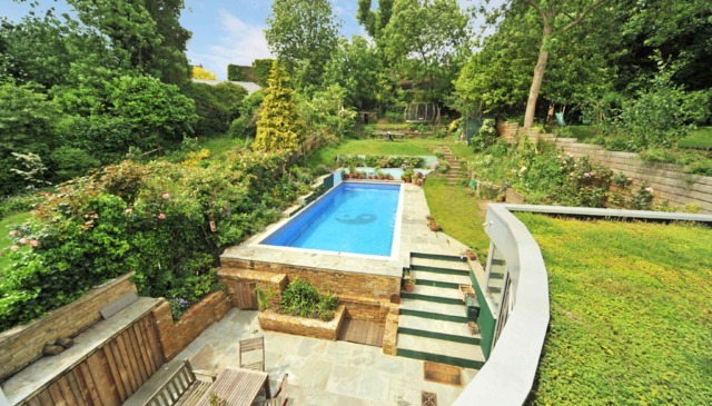 Family home, surrounded by trees, 5 miles from central london