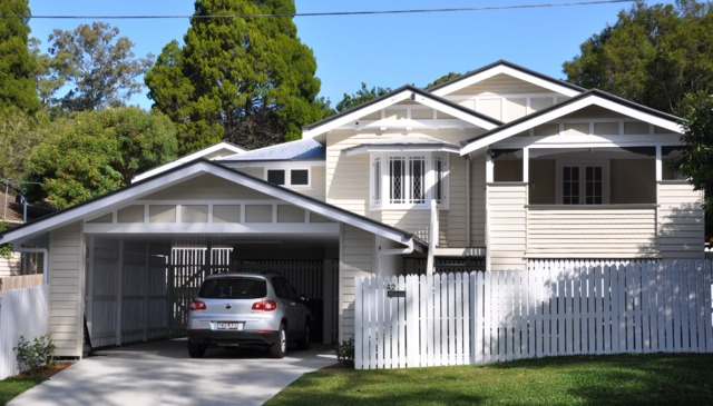 Family home in Bardon, Brisbane
