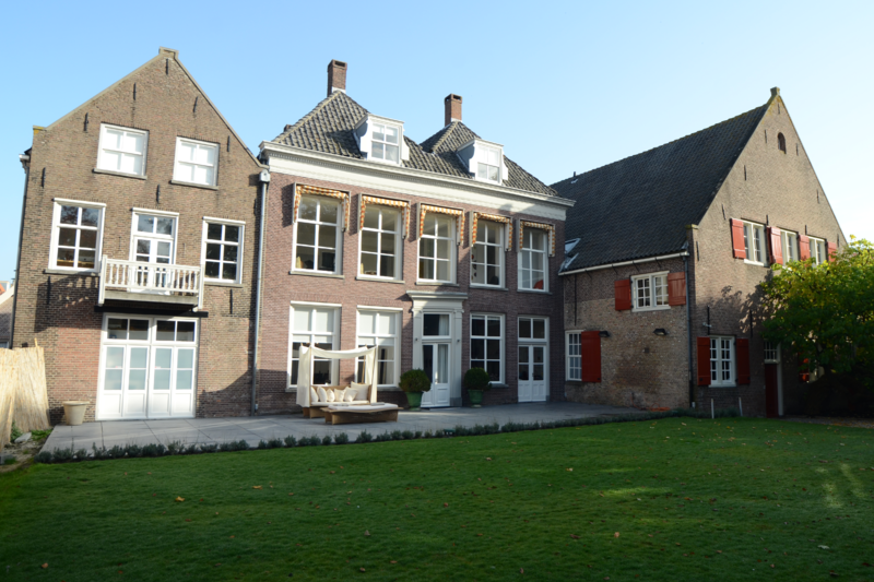 18th century town house