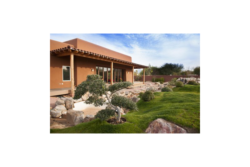 Beautiful Santa Fe Style Home Scottsdale Arizona Love