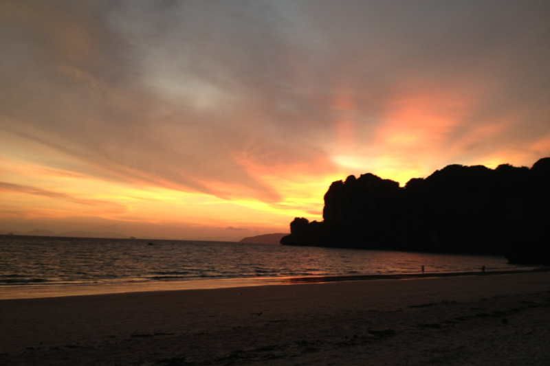 3 bedroom home in railay beach, krabi, thailand