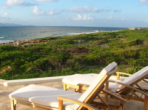Home exchange Sublime villa avec vue sur la mer